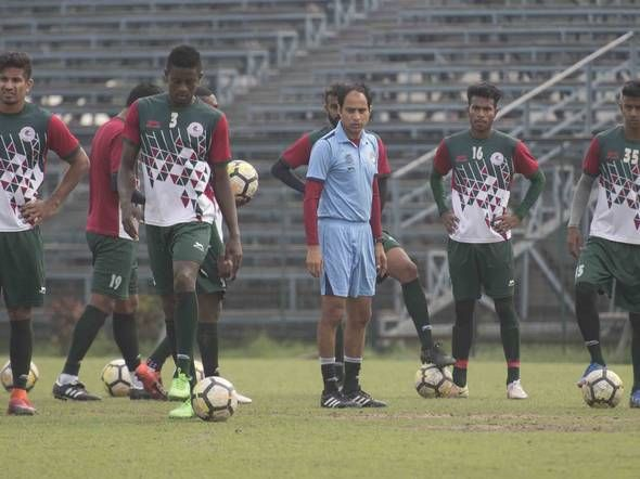 Aussie Ward likely to play against Mohun Bagan  Kolkata Feb 17:In a bid to decorate their identify aspirations after successful towards Churchill Brothers of their final day trip most sensible of the desk Neroca FC are prone to box new signing Nick Ward towards Mohun Bagan on Sunday a membership professional stated.  Neroca are these days on 31 issues from 16 video games however second-placed Minerva Punjab FC have performed two video games much less and feature 29 of their kitty…