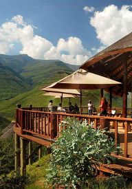 Best places to stay in Lesotho
