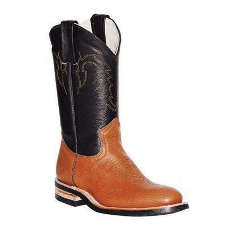 STIVALI MONTA WESTERN IN PELLE BILLY BOOTS