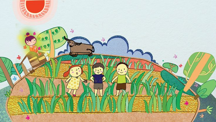 character illustration kids