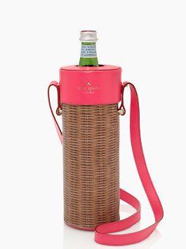 Kate Spade pack-a-picnic champagne box.