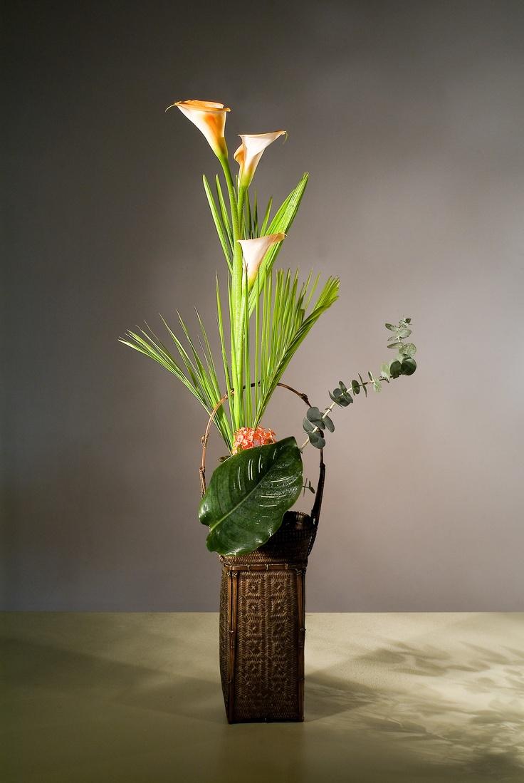 chinese flower arrangement - photo #26