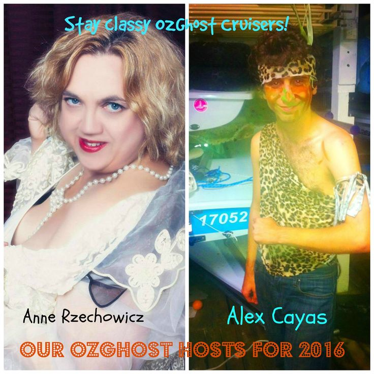 The best cruise has to have the best hosts! Meet Anne and Alex