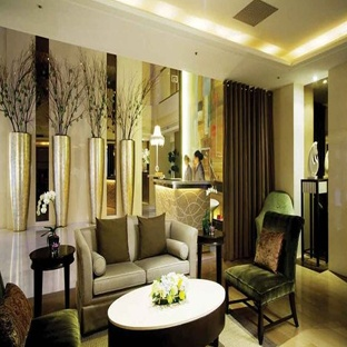 Taipei Fullerton Hotel South - Interior Lobby - book now with extra 3% discount offer