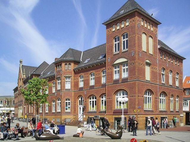 Kaiserliche Postamt Norderney
