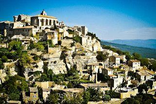 Oppède le Vieux, Provence