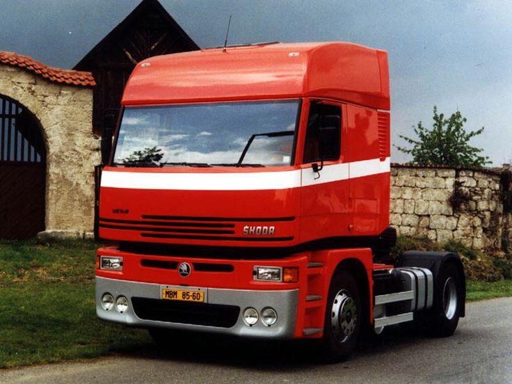 Škoda-LIAZ 400 Xena 19.47 TBV '1996–2003
