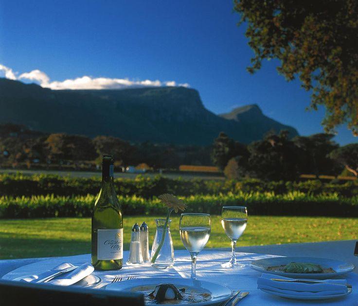 Νότια Αφρική: Cape Winelands