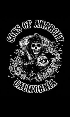 New sons of anarchy logo new sons of anarchy - Soa wallpaper iphone ...