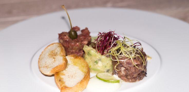 tartar im door no8, wien, www.amigaprincess.com #ourvienna #vienna #eat #lunch #dinner #tipps #favorite #typical #steak