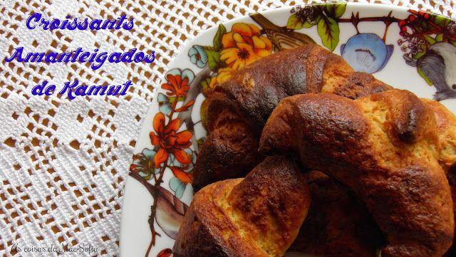 croissants de Kamut