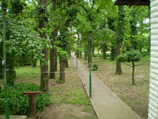 Erd, The Czabai Gardens - Nature Reserves - Erd, Hungary