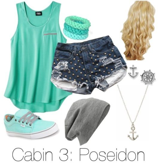 Cute Percy Jackson outfit