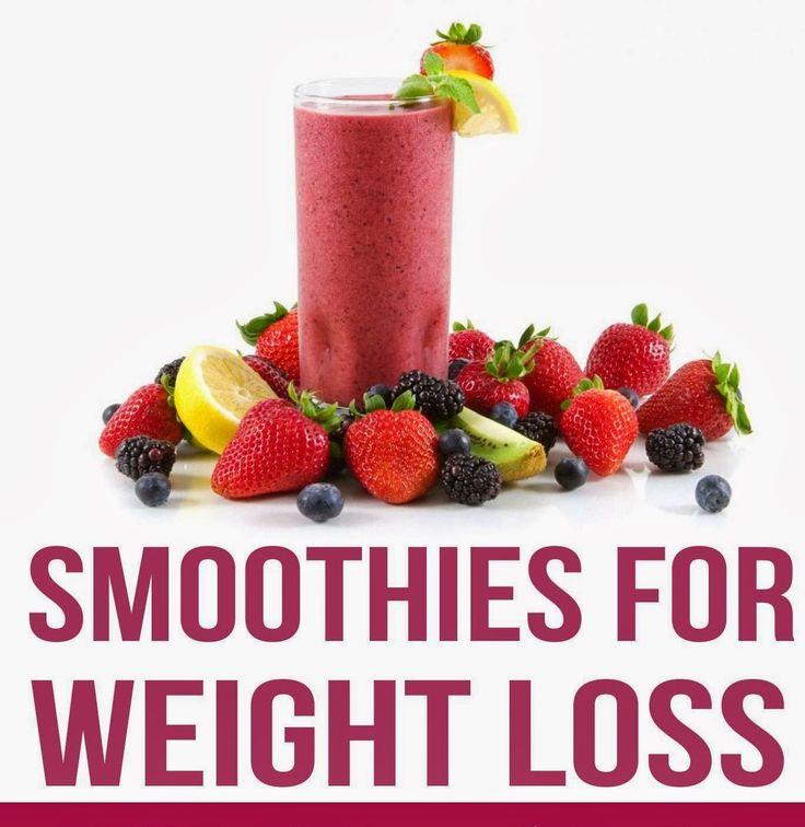NATURAL FRUIT SMOOTHIES FOR WEIGHT LOSS - Natural Fitness Tips