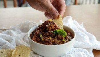 Chili Beans - Refeições congeladas