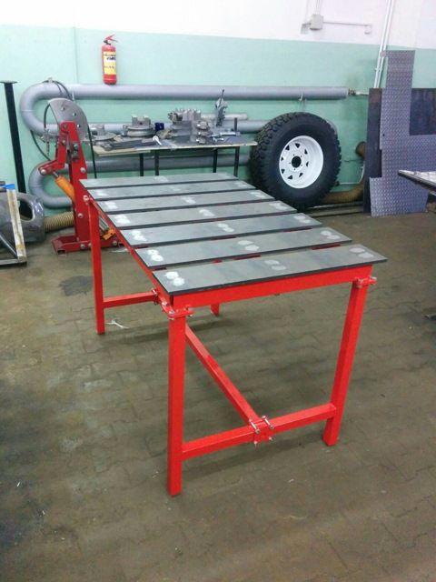 Сварочный стол BigBender / BigBender compact welding table