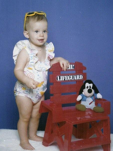 lifeguard    #childhood #swimsuit #goofy #80s