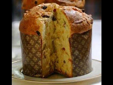 Homemade Panettone Recipe - Laura Vitale - Laura in the Kitchen Episode 265 - YouTube