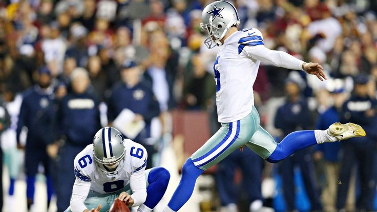 Dan Bailey happy to have respect of others across NFL
