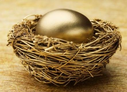 Golden Egg- I'm going to paint a special egg & have David find it during his Easter egg hunt!! He'll be super excited!!! :)