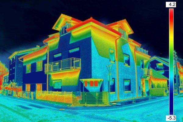 Thermal + imaging cameras get hot from smart home space
