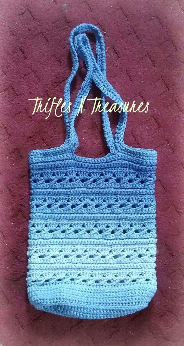 Best 25 crochet bag patterns ideas on pinterest crochet bag ocean serenity free crochet bag pattern at triflesntreasures bankloansurffo Gallery