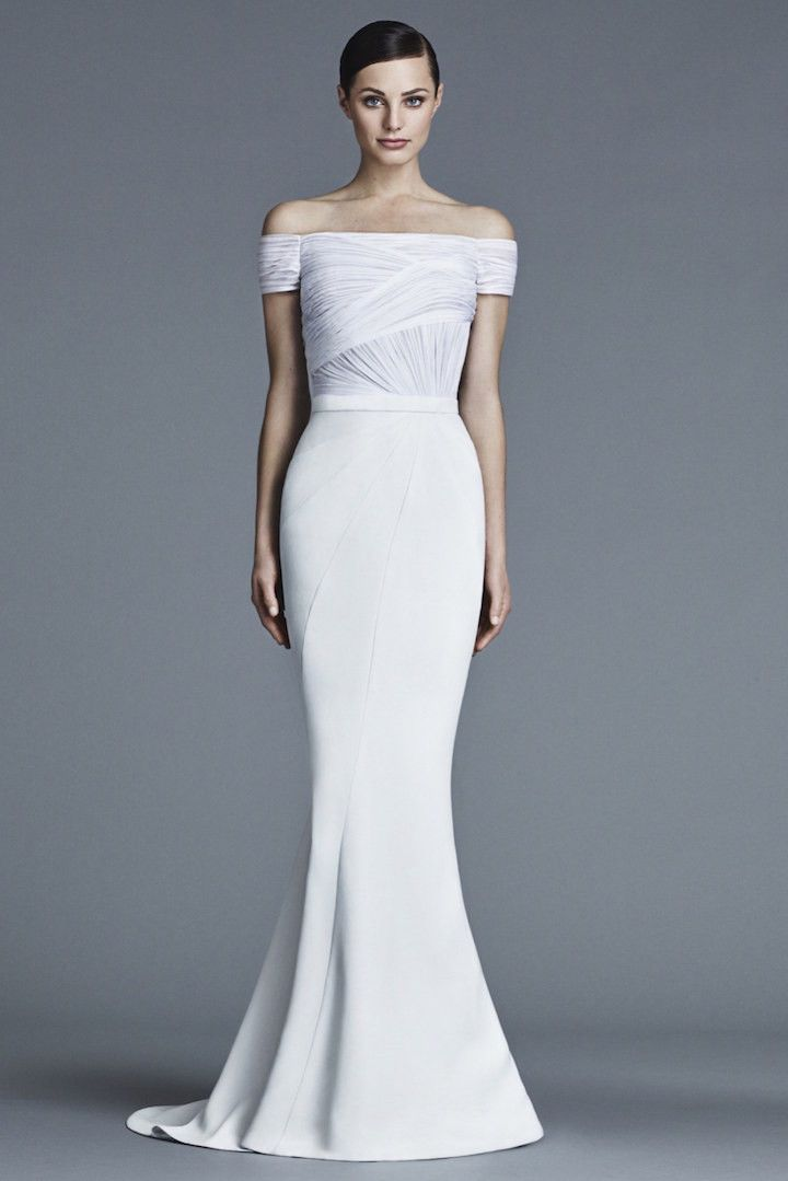 Modern Wedding Dresses: Bridal Trend 2016 - MODwedding