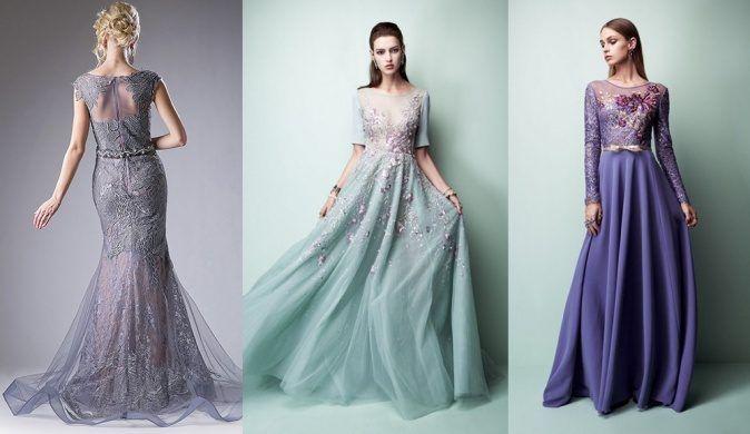 Платье на выпускной 2017: тренды, идеи, фасоны