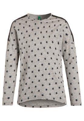 Langærmede T-shirts - grey melange