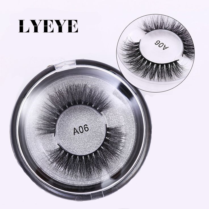Maquiagem 3D Mink Eyelashes Faux Lashes Mink False Eyelashes Makeup Eyelash Cilios Extensions Eye Lashes Kit