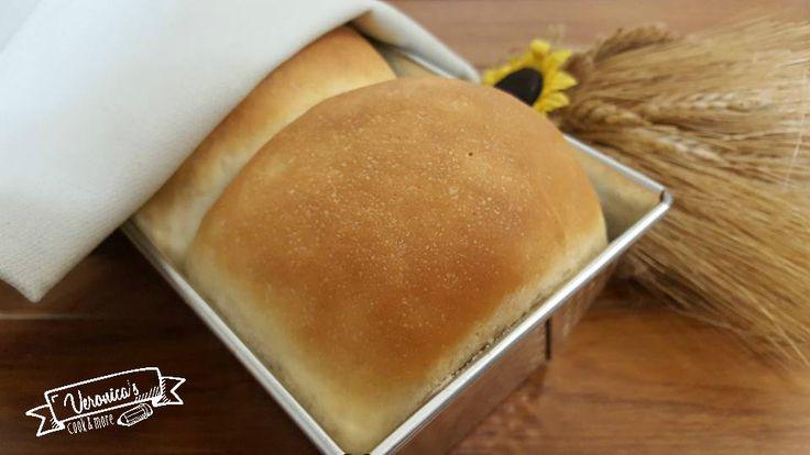 E' bello svegliarsi al mattino con un profumo inteso di pane appena sfornato, da farcire con confettura o crema spalmabile o perché no con salumi!