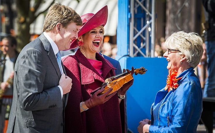Liveblog: Koningsdag 2015 in Dordrecht - Koninklijk huis - Reformatorisch Dagblad