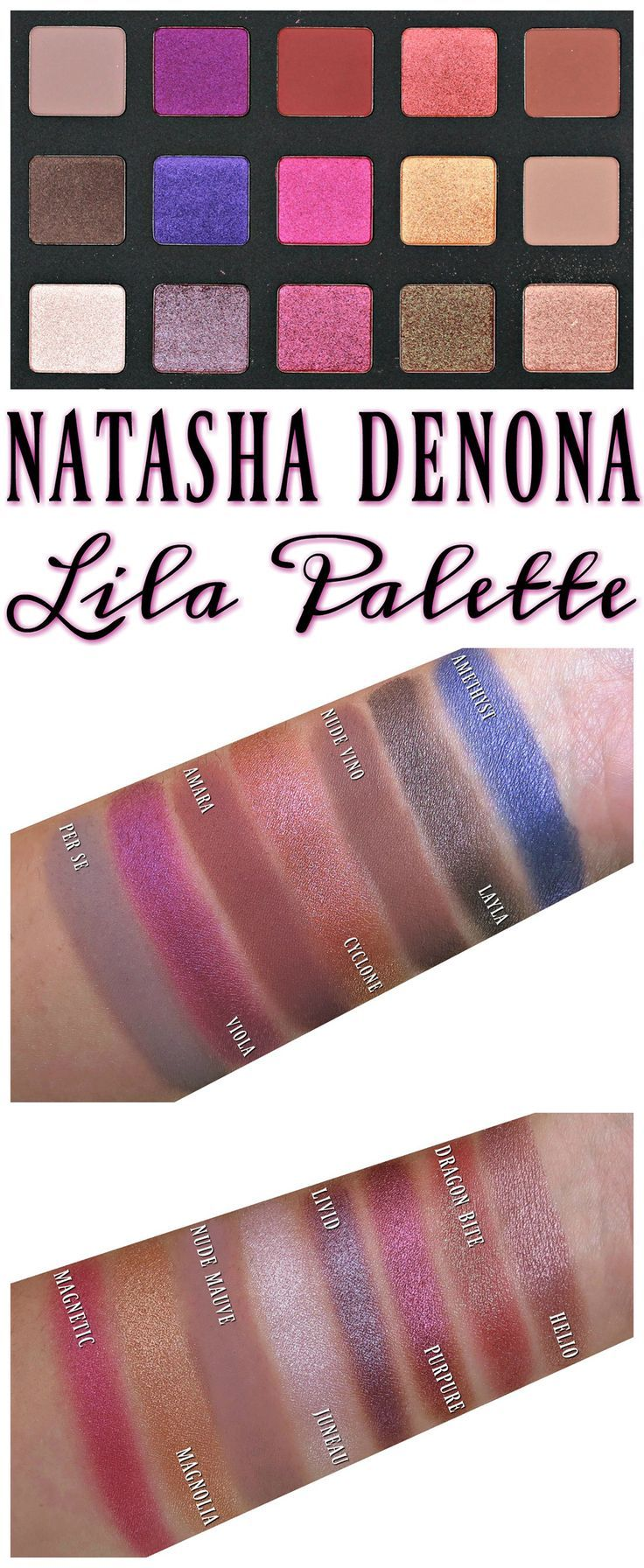 Diamond & Blush Palette by Natasha Denona #10