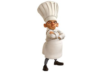 Ratatouille Movie Characters | Picture Navigation