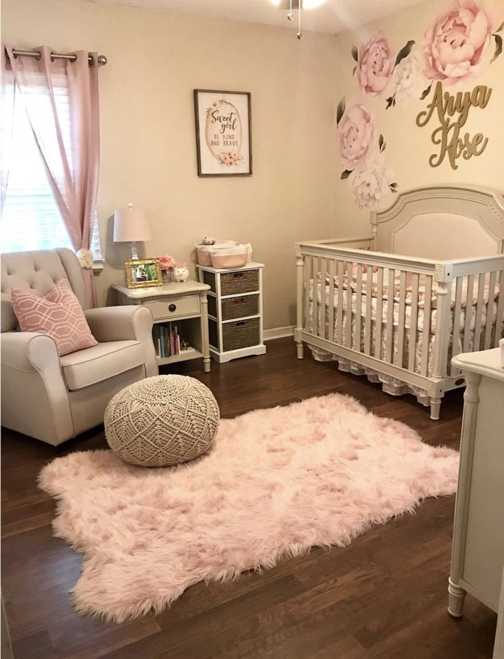 50 Inspiring Nursery Ideas for Your Baby Girl – Cute Designs You'll Love – house