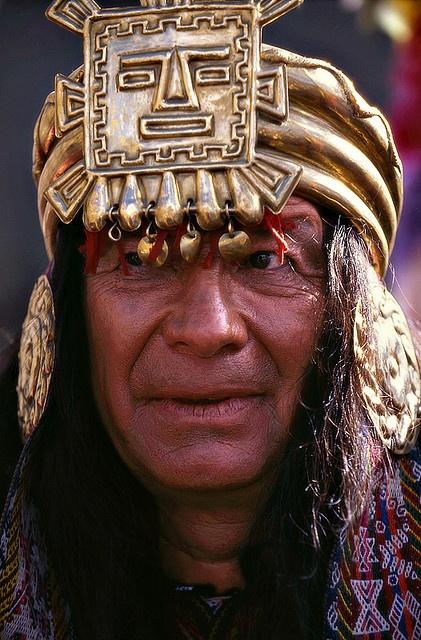 Cusco, Peru - Inti Raymi Festival