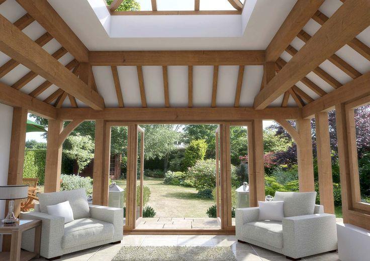 Oak framed conservatories & sunrooms | Arboreta