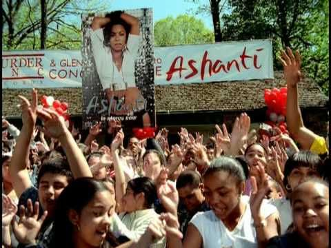 Music video by Ashanti performing Happy. (C) 2002 The Inc.