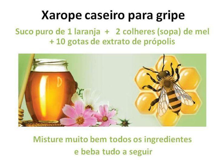 #Xarope #caseiro para a #gripe. Saiba como fazer mais coisas em http://www.comofazer.org