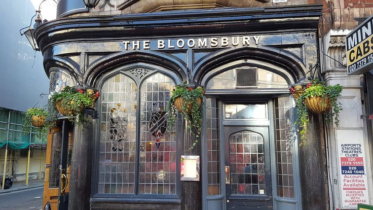 The Bloomsbury, Pub, London, Londres, Londra, Лондон, Großbritannien, Great Britain, grande-Bretagne, Gran Bretagna,