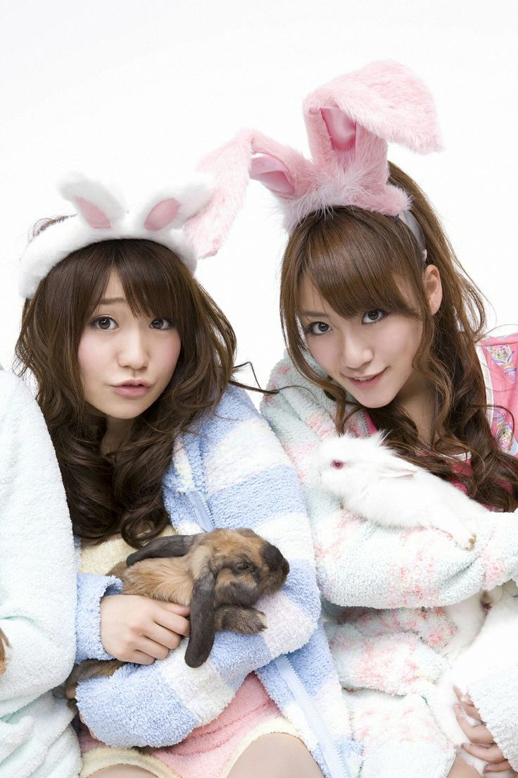Yuuko and Takahashi: two of my faves, both cuter'n a bunny rabbit, or... a duck!  xD