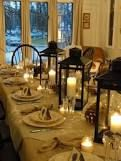 thanksgiving table setting ideas - Google Search