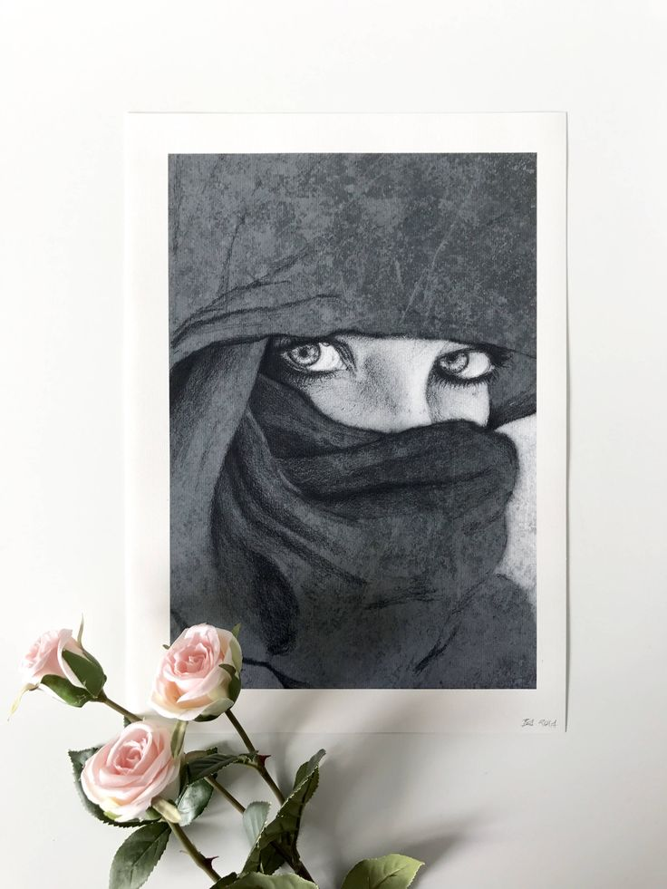 A personal favorite from my Etsy shop https://www.etsy.com/no-en/listing/546274417/pencil-drawing-portrait-woman-hand-drawn