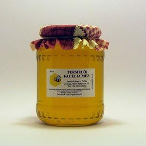 Facélia (Mézontófű) méz | Sági Méhészet különleges méz kellemes ízzel