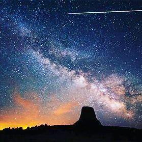 La magica notte delle stelle cadenti. Quest'anno lo sciame sarà particolarmente…
