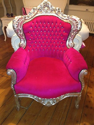 51 best Holy Hot Pink Chair! images on Pinterest