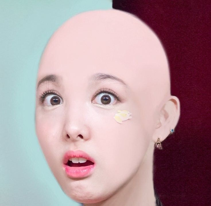 Bald Nayeon Nayeon Kpop Memes Meme Faces