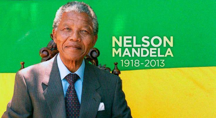 9 вдохновляющих цитат Нельсона Манделы