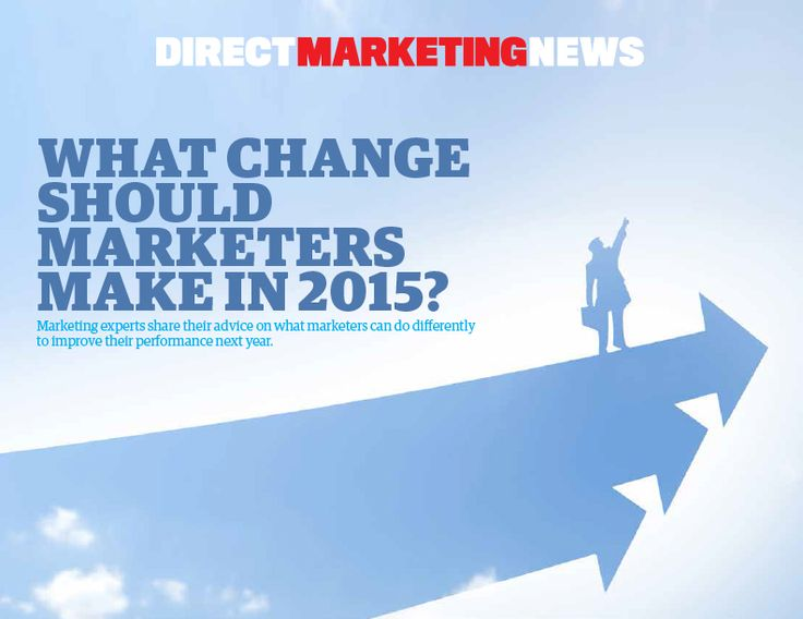 11 best news images on pinterest direct mail direct mail what one change should marketers make in 2015 fandeluxe Gallery