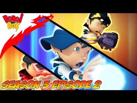 BoBoiBoy TERBARU Season 3 Episode 2: BoBoiBoy vs Ejo Jo FULL (Finale)